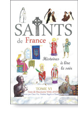 Les saints de France (tome 6)