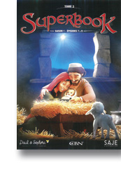 Superbook - Tome 3