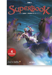 Superbook - Tome 4
